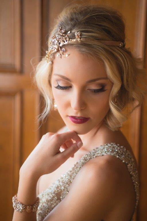 Bride Wedding Wedding hair Wedding Makeup Hair Stylist Makeup Artist Los Angeles Utah