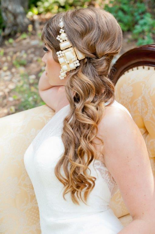 la bridal hair stylist