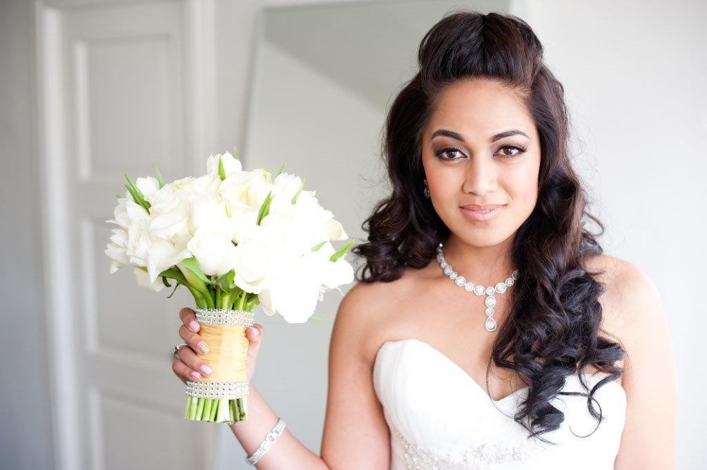 bridal hair and makeup la