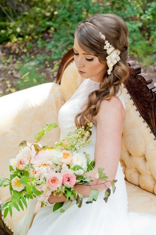los angeles california bridal hair stylist